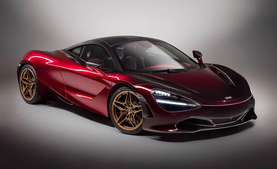 2018 McLaren 720S Velocity by MSO - Slide 1