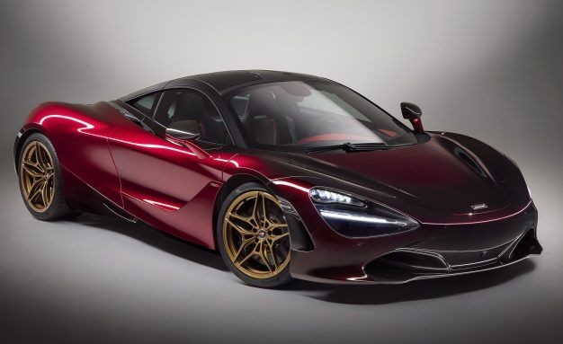 MSOooh, Ahhh: McLaren Wastes No Time with Custom 720S Velocity