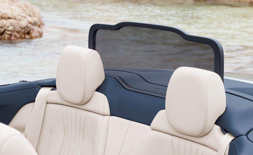 2018 Mercedes-Benz E-class cabriolet - Slide 81