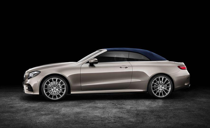 2018 Mercedes-Benz E-class cabriolet - Slide 85