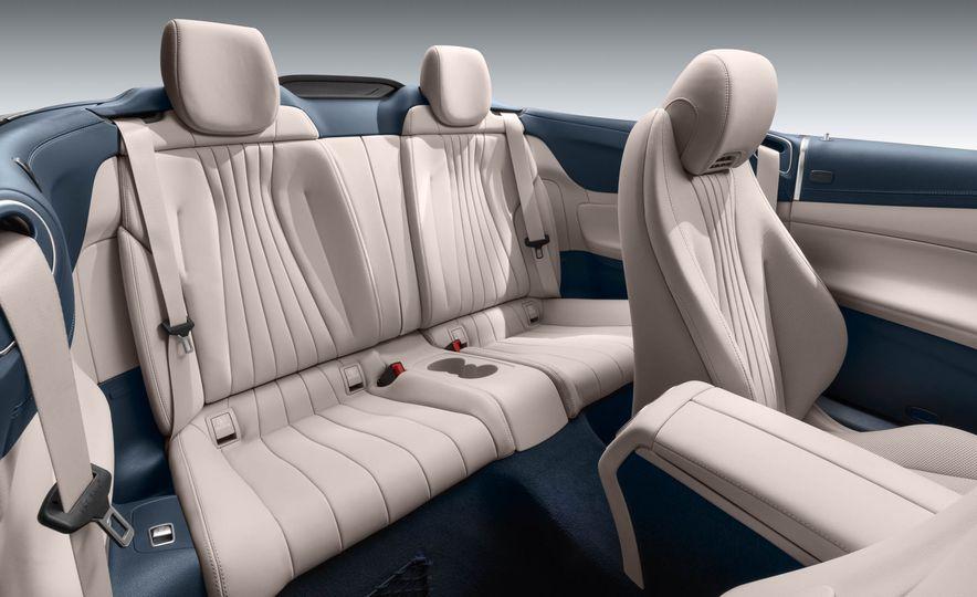 2018 Mercedes-Benz E-class cabriolet - Slide 95