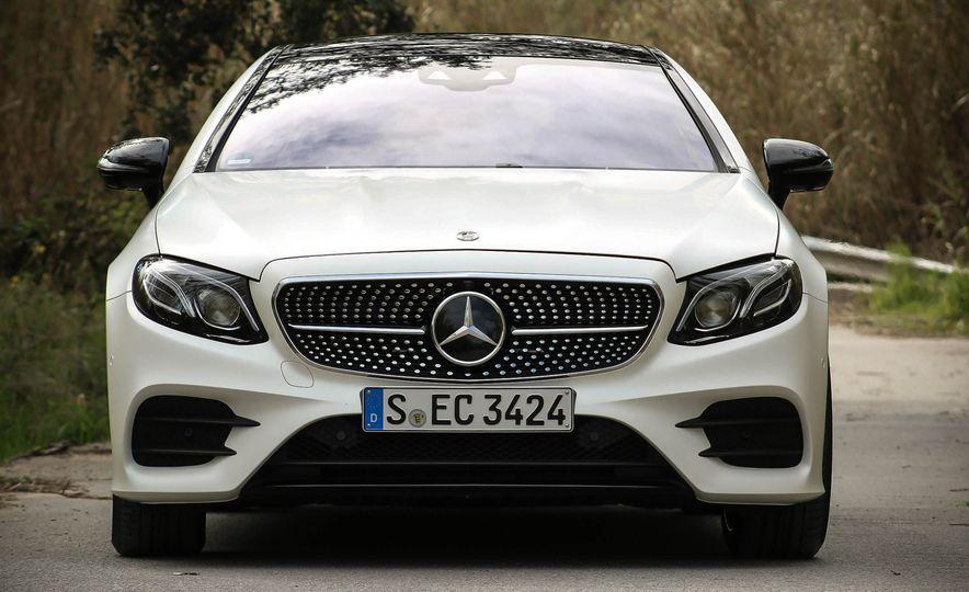 2018 Mercedes-Benz E-class coupe - Slide 8