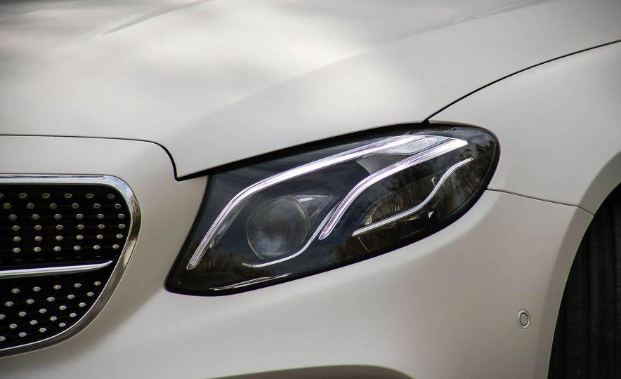 2018 Mercedes-Benz E-class coupe - Slide 12