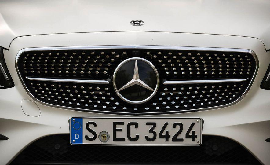 2018 Mercedes-Benz E-class coupe - Slide 13