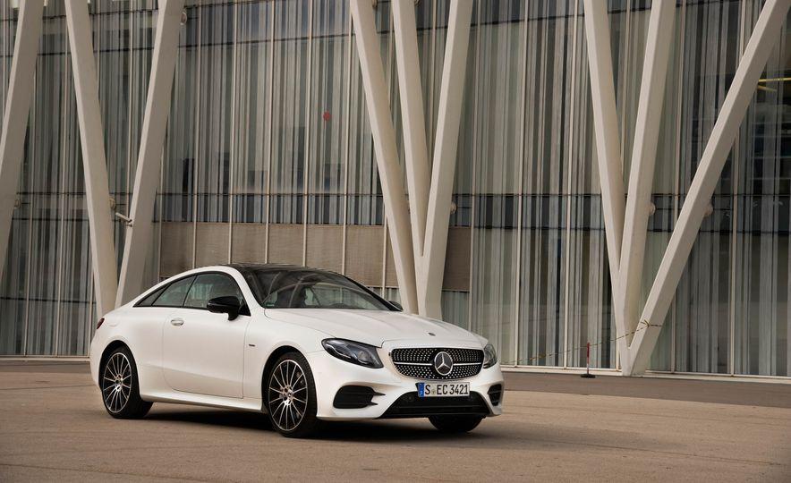 2018 Mercedes-Benz E-class coupe - Slide 47