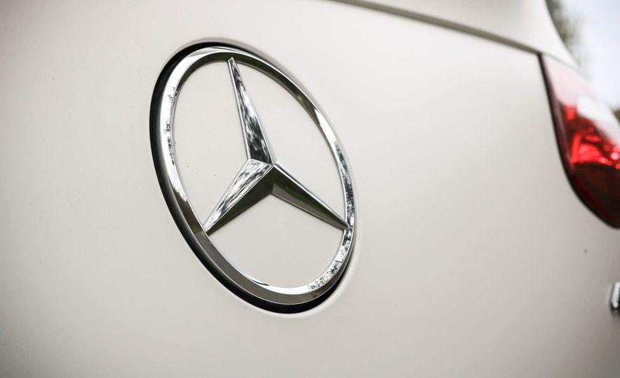 2018 Mercedes-Benz E-class coupe - Slide 24