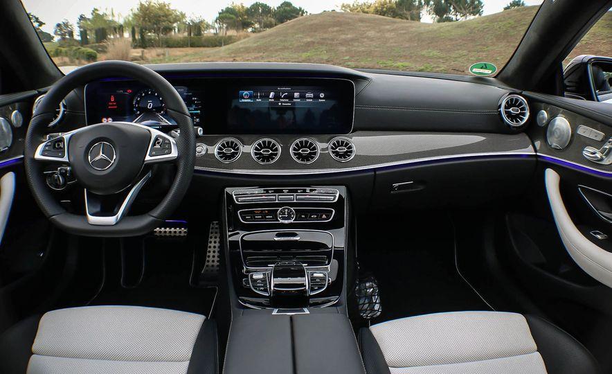 2018 Mercedes-Benz E-class coupe - Slide 26