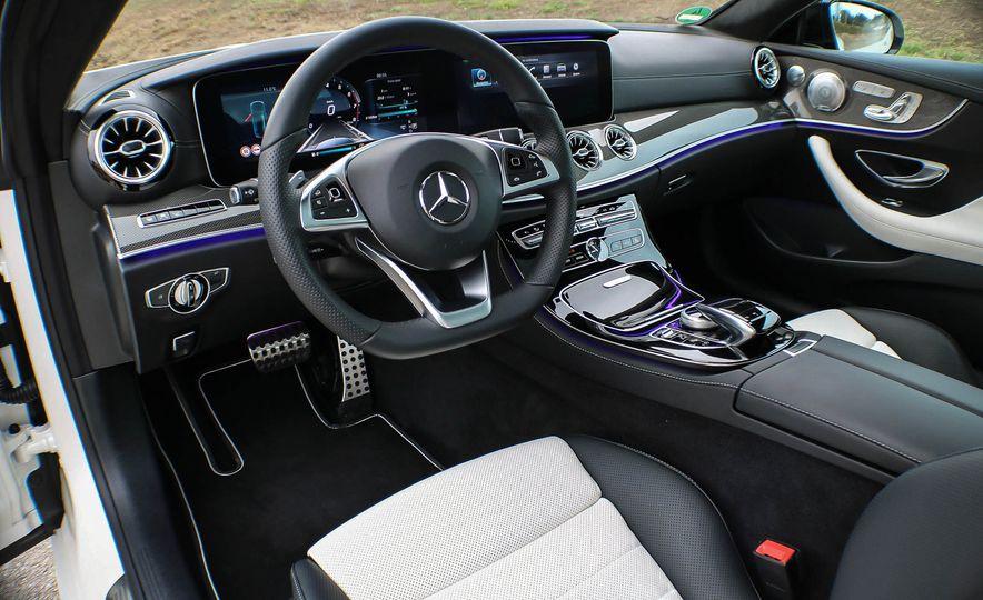2018 Mercedes-Benz E-class coupe - Slide 27