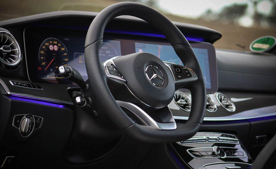 2018 Mercedes-Benz E-class coupe - Slide 30
