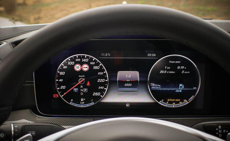 2018 Mercedes-Benz E-class coupe - Slide 32