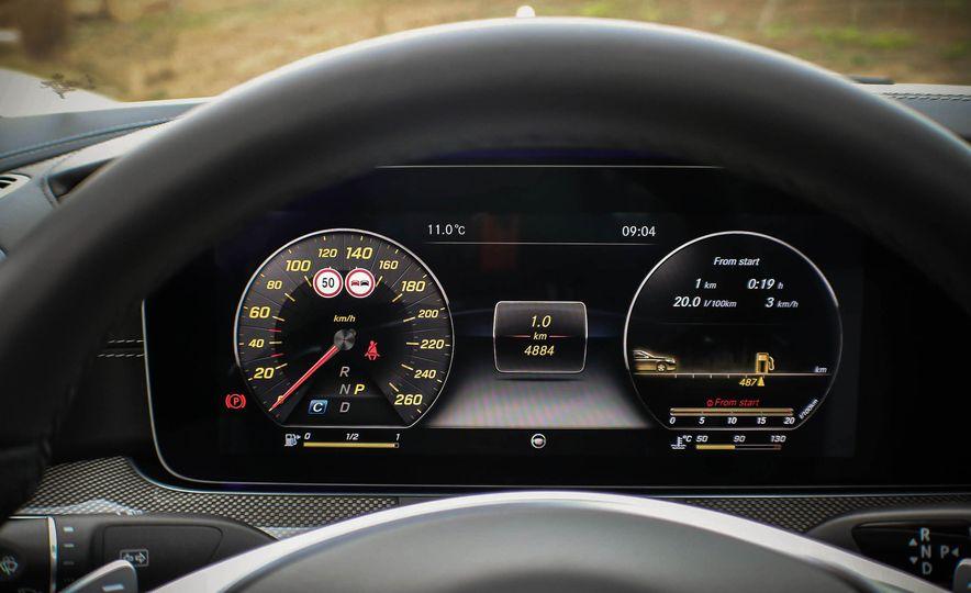 2018 Mercedes-Benz E-class coupe - Slide 33