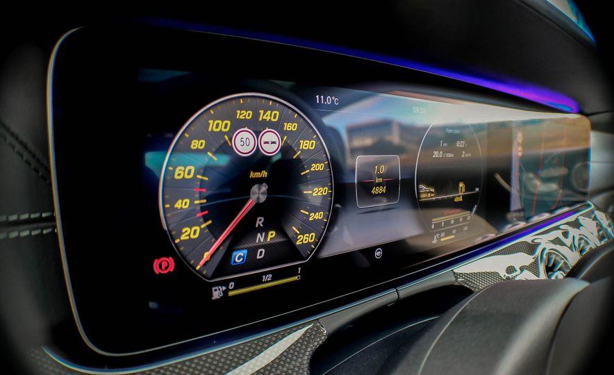 2018 Mercedes-Benz E-class coupe - Slide 34