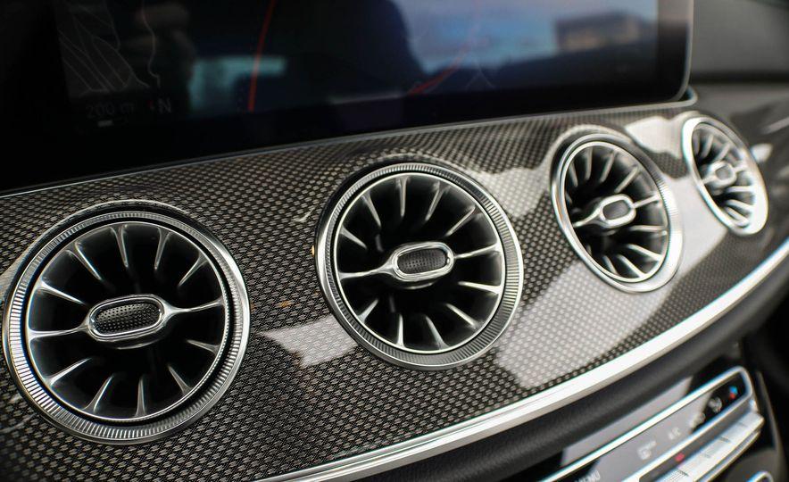2018 Mercedes-Benz E-class coupe - Slide 37