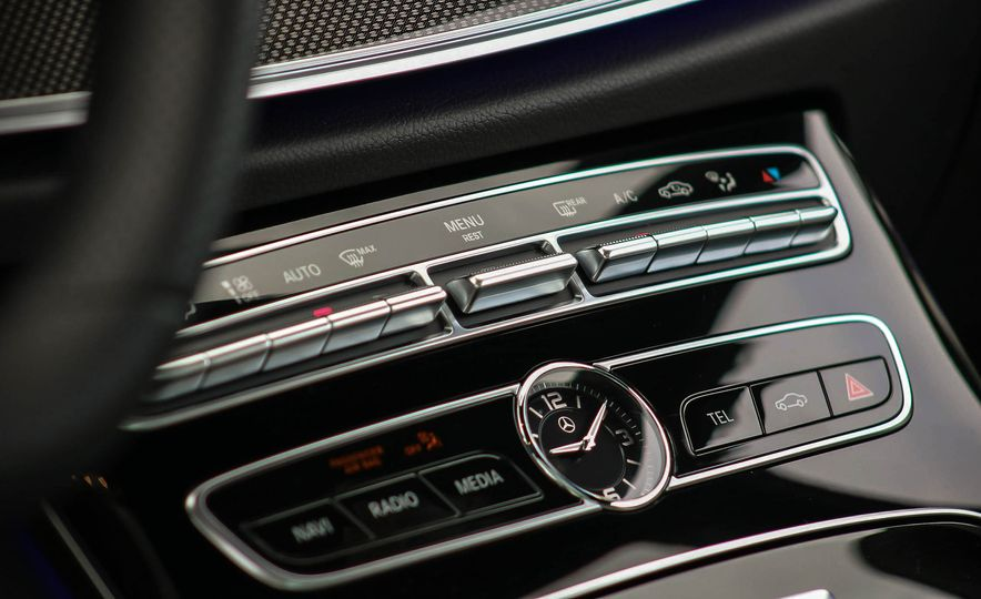 2018 Mercedes-Benz E-class coupe - Slide 38