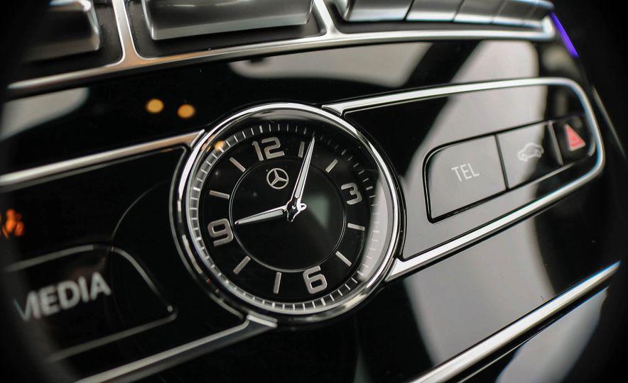 2018 Mercedes-Benz E-class coupe - Slide 39
