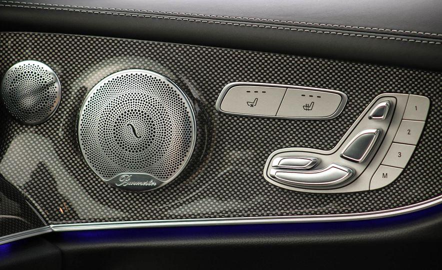 2018 Mercedes-Benz E-class coupe - Slide 41
