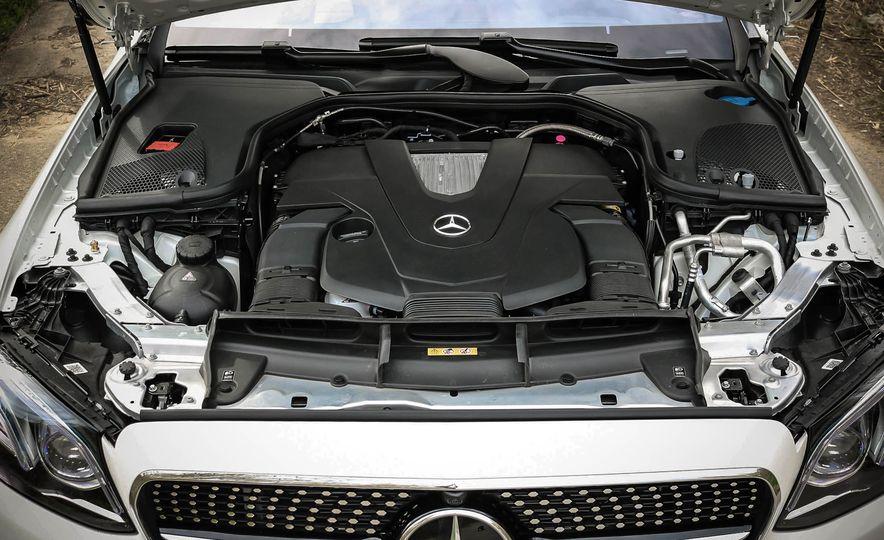 2018 Mercedes-Benz E-class coupe - Slide 45