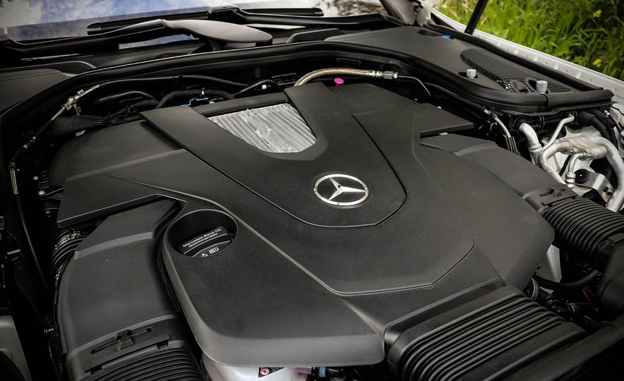 2018 Mercedes-Benz E-class coupe - Slide 44