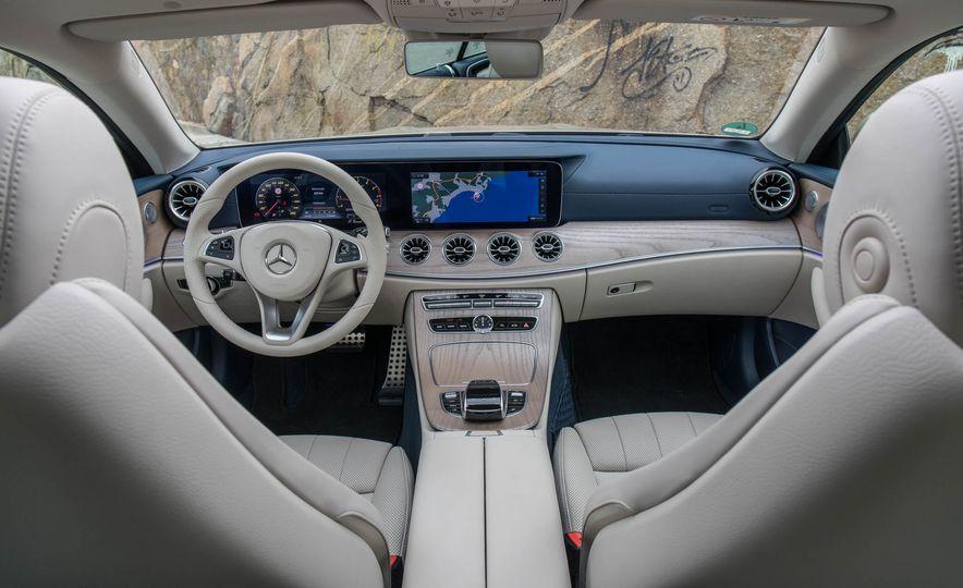 2018 Mercedes-Benz E-class coupe - Slide 56