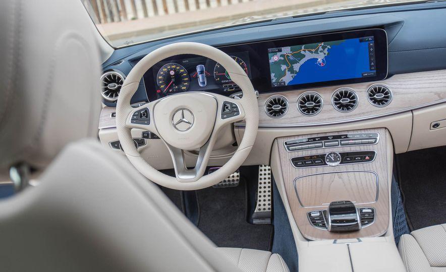 2018 Mercedes-Benz E-class coupe - Slide 57