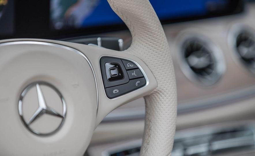 2018 Mercedes-Benz E-class coupe - Slide 58