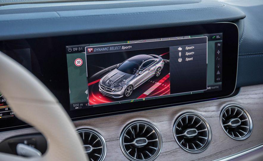 2018 Mercedes-Benz E-class coupe - Slide 61