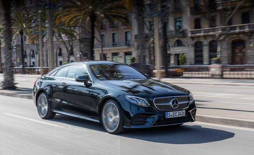 2018 Mercedes-Benz E-class coupe - Slide 69