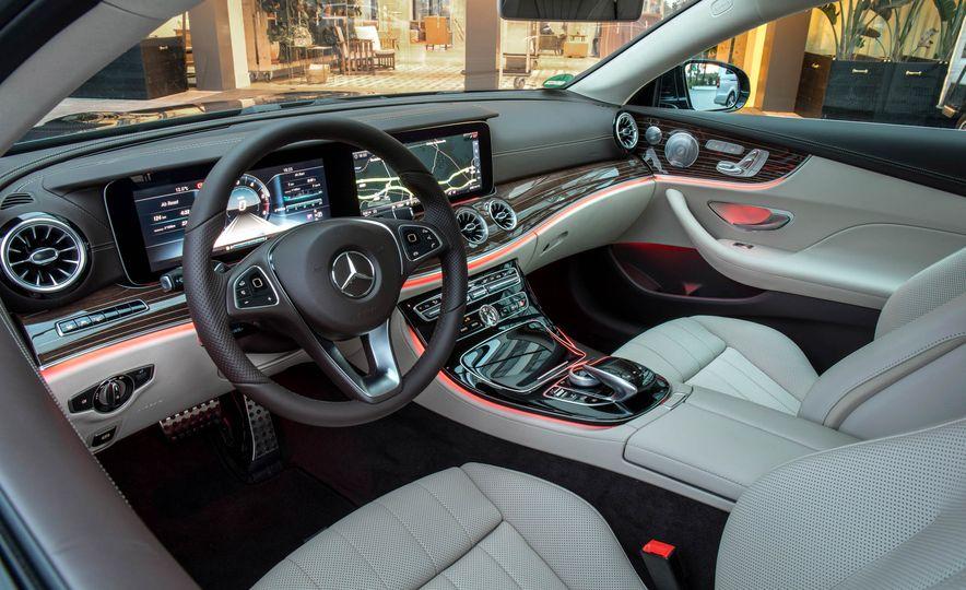 2018 Mercedes-Benz E-class coupe - Slide 71