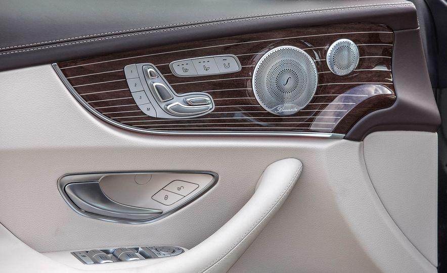 2018 Mercedes-Benz E-class coupe - Slide 73