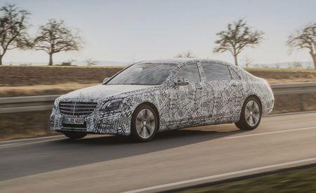 First Ride: 2018 Mercedes-Benz S-class Prototype, Now More Semi-Autonomous Than Ever