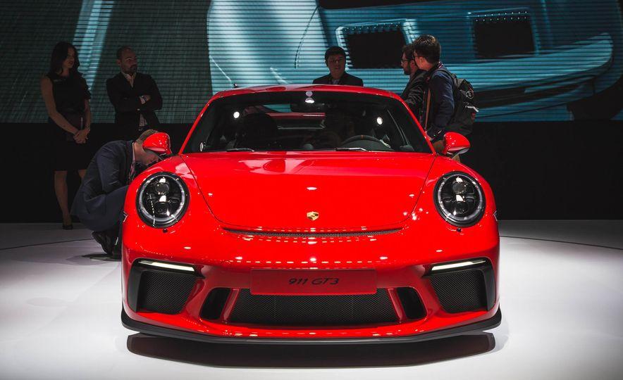 2018 Porsche 911 GT3 - Slide 1