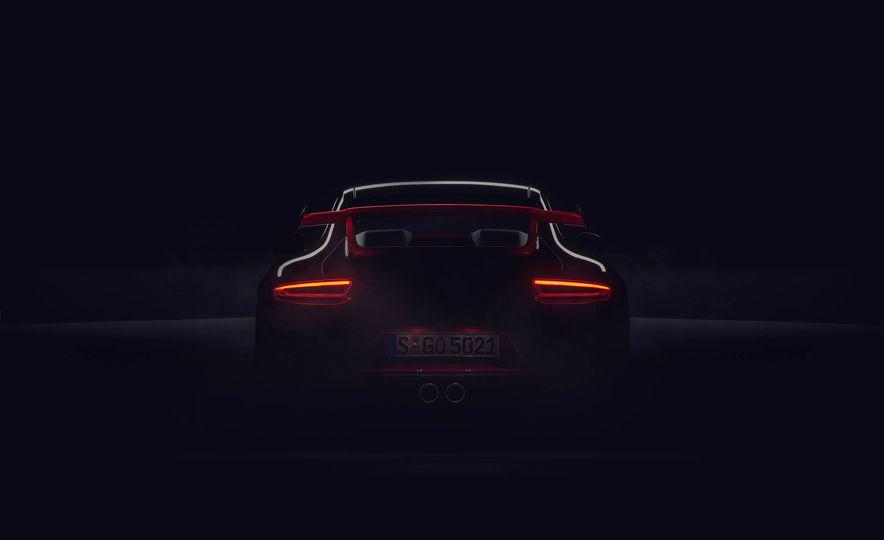2018 Porsche 911 GT3 - Slide 17