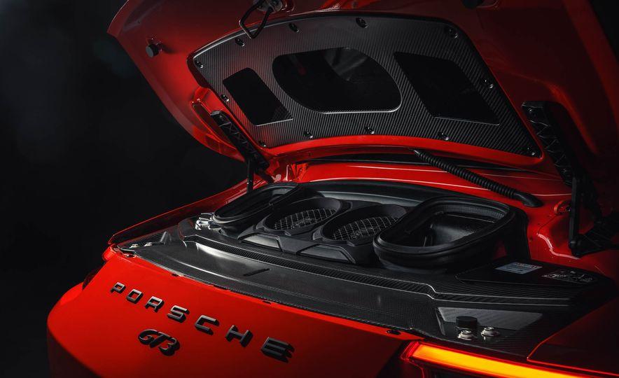 2018 Porsche 911 GT3 - Slide 26