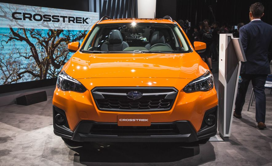 2018 Subaru Crosstrek - Slide 1