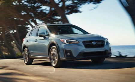 Be Humble, Sit Down: 2018 Subaru Crosstrek Priced from $22,710