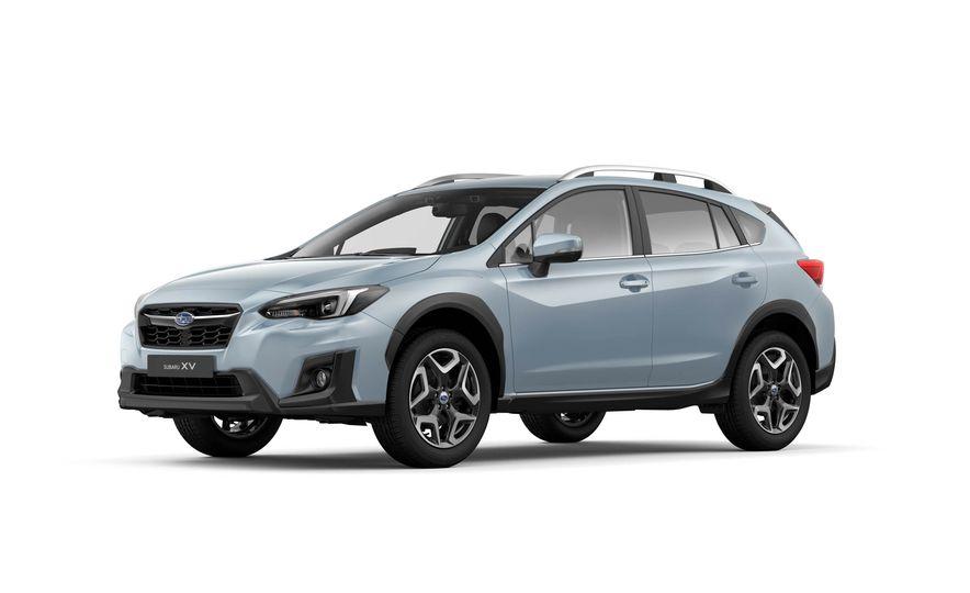 2018 Subaru Crosstrek - Slide 22