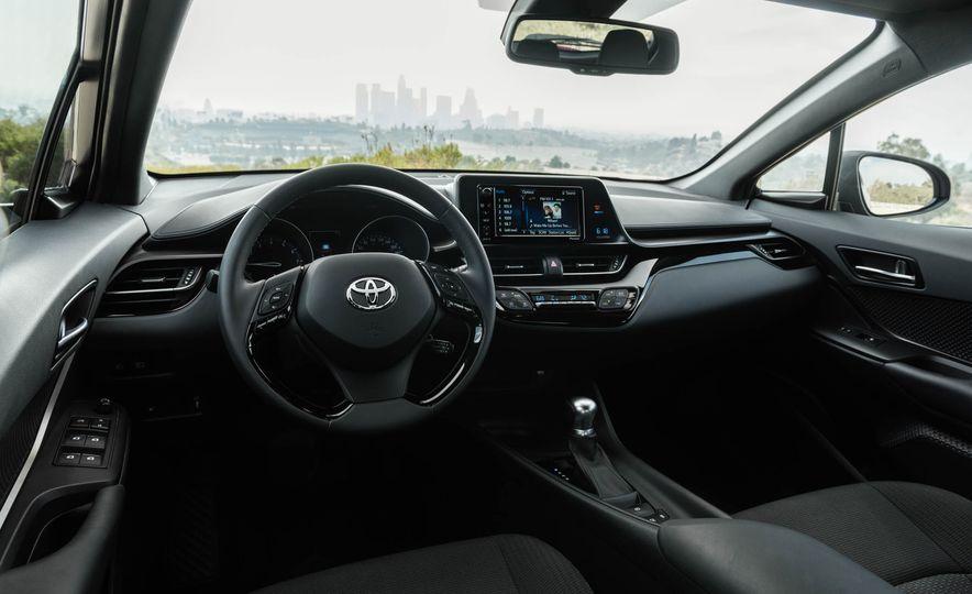 2018 Toyota C-HR - Slide 19