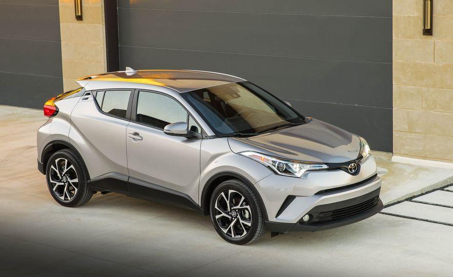 2018 Toyota Camry - Slide 22