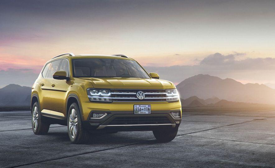 2018 Volkswagen Atlas - Slide 2