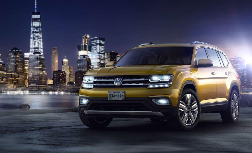 2018 Volkswagen Atlas - Slide 3