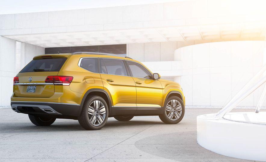 2018 Volkswagen Atlas - Slide 5