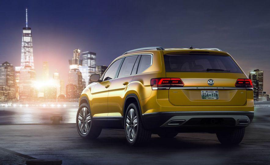 2018 Volkswagen Atlas - Slide 6