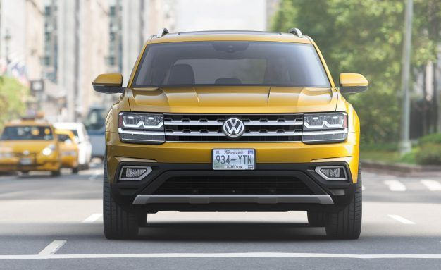 Mapquest: Volkswagen Opens the Book on 2018 Atlas Pricing