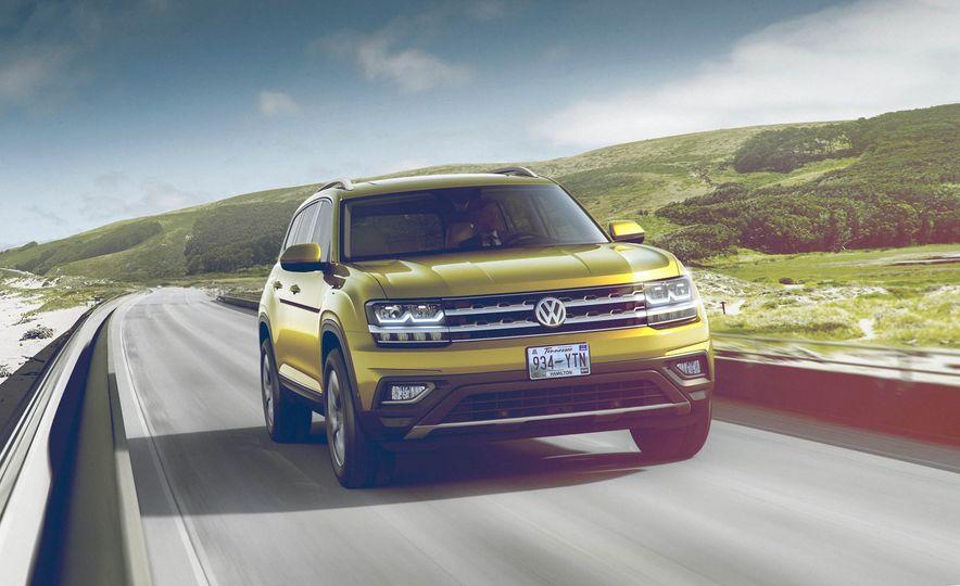2018 Volkswagen Atlas - Slide 8