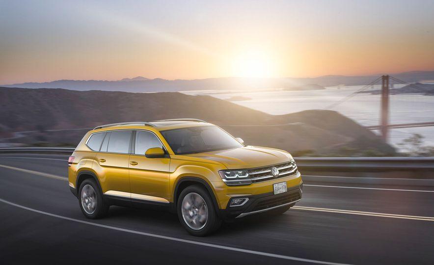 2018 Volkswagen Atlas - Slide 9