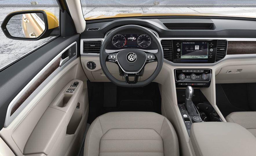 2018 Volkswagen Atlas - Slide 13