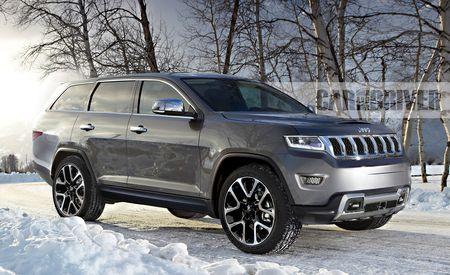 2021 Jeep Wagoneer/Grand Wagoneer: Fancy-Pants SUVs on the Next-Gen Ram Chassis – Feature