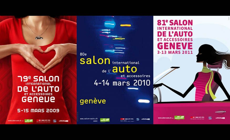 See Every Geneva Auto Show Poster from 1924 to 2017 - Slide 28