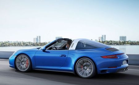 $12K+ for 30 HP: Porsche Announces Pricey Power Package for 911 S