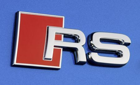 Electrified Audi RS Models Will Happen, But Not until They're As Good As Regular Versions